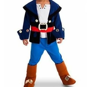Jake and the Netherland Pirates Toddler Costutme